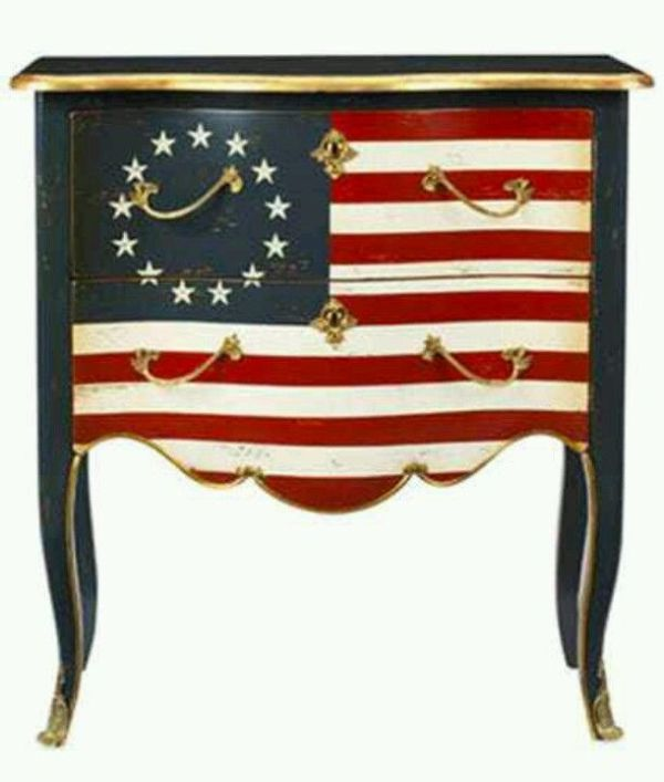 Happy 4th of July | Edith & Evelyn | www.edithandevelynvintage.com