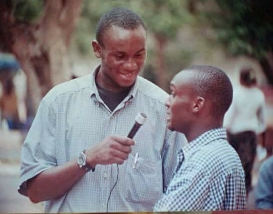 MY EVENTFUL YEARS AT UNN by VINCENT IHESINULO