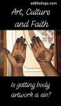 Art, Culture and Faith