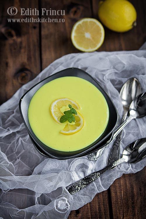 lemon curd Dukan 1