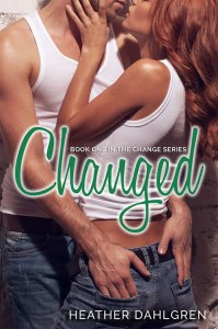 Changed by Heather Dahlgren Book Cover