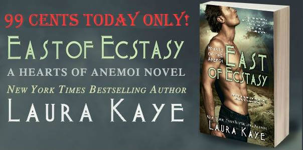 East of Ecstasy by Laura Kaye Sale