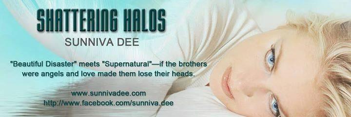 Shattering Halos by Sunniva Dee