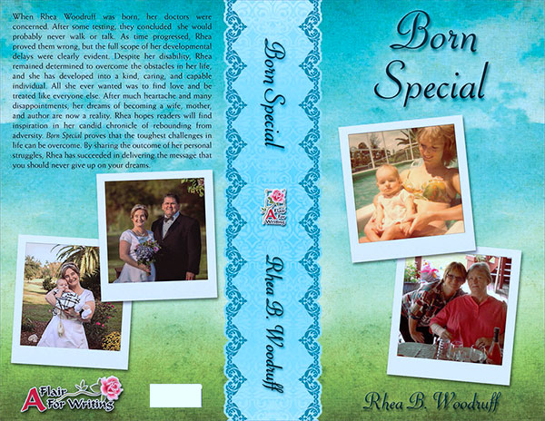 Born Special by Rhea Woodruff