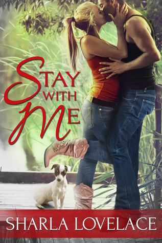 Stay With Me by Sharla Lovelace Cover