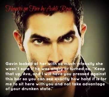 Hearts on Fire by Ashli Rose Teaser on XterraWeb