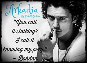 Arkadia by Dzintra Sullivan Teaser
