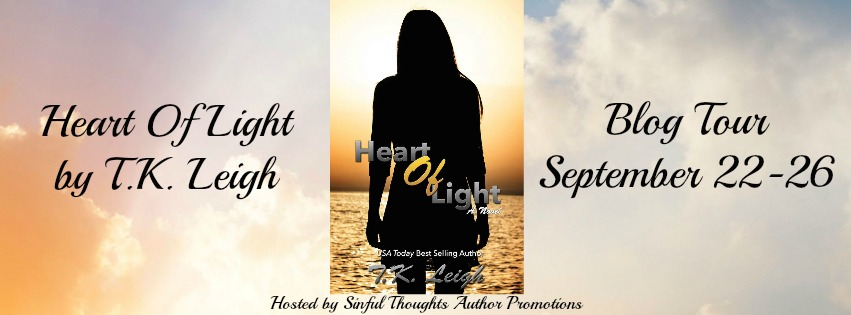 Heart of Light by T.K. Leigh Blog Tour on XterraWeb