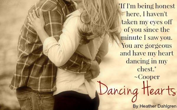 Dancing Hearts by Heather Dahlgren Teaser