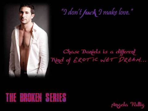 The Broken Series by Angela Fattig Promo