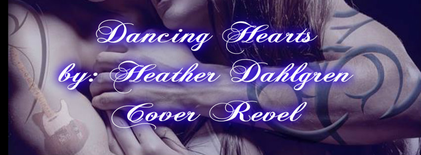 Dancing Hearts by Heather Dahlgren cover reveal on XterraWeb