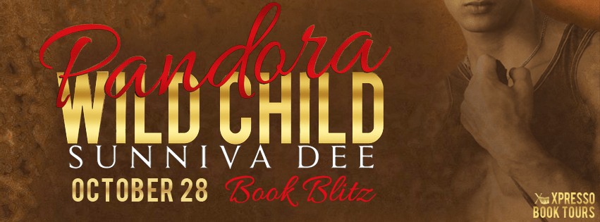 Pandora Wild Child by Sunniva Dee banner
