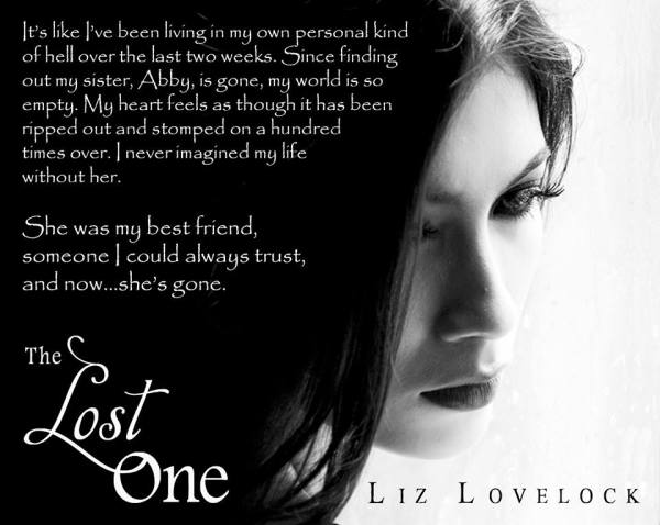 The Lost One by Liz Lovelock Teaser