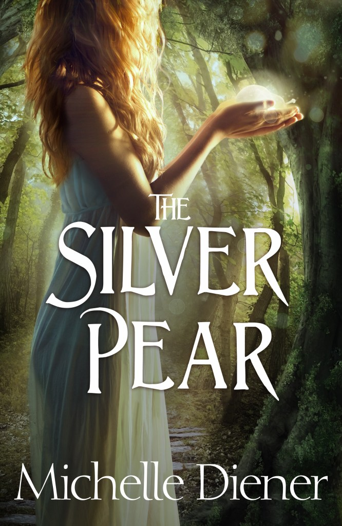 The Silver Pear by Michelle Diener cover reveal