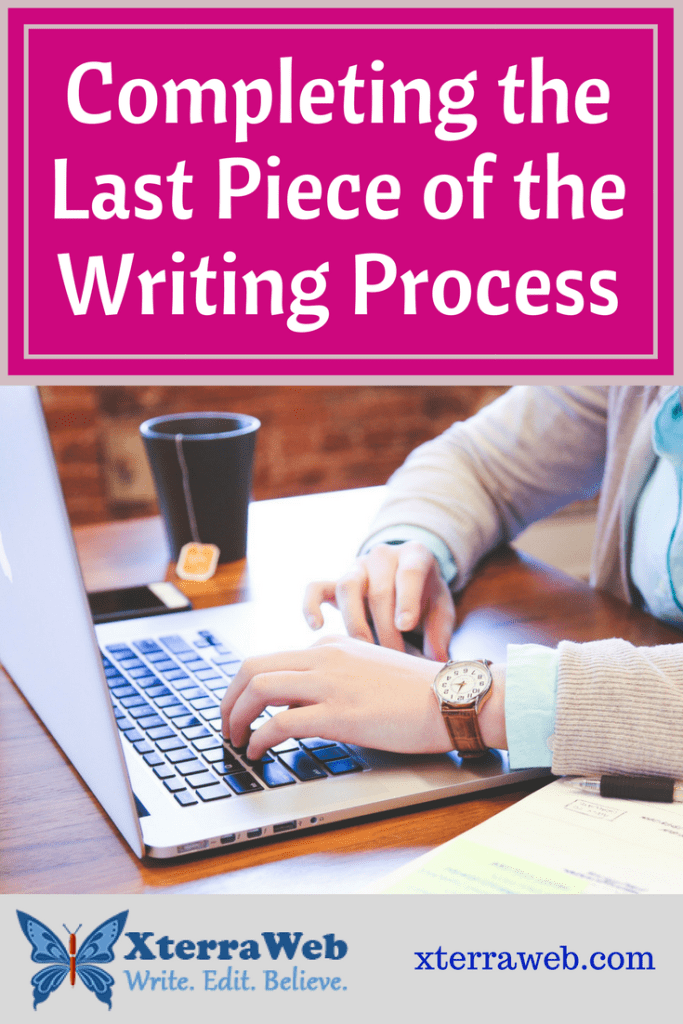 Completing the last piece of the writing process. Five self-editing tips to apply to your novel or manuscript.