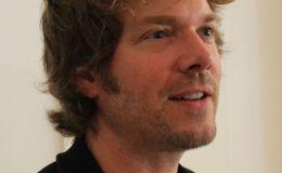Wir begrüßen den SOKO Leipzig-Schauspieler Steffen Schröder zur Buchmesse