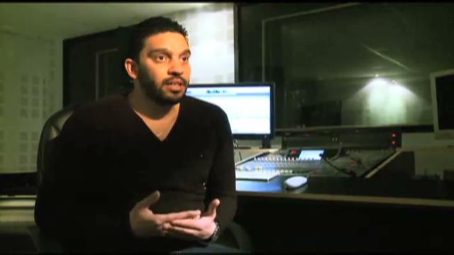 """Balti"" is Tunisia's best-known rapper; His song ""Zine el Abadine Ben Ali"