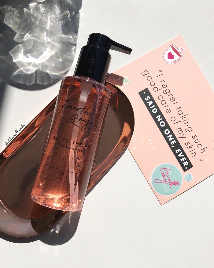 AM To The PM Gentle Gel Cleanser by Fourth Ray Beauty #6