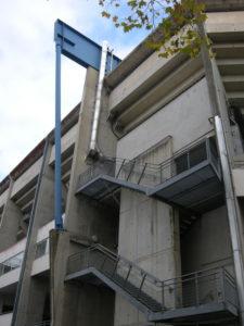 Stade Dugaugez - Sedan