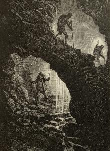 Jules Verne voyage au centre de la Terre 3