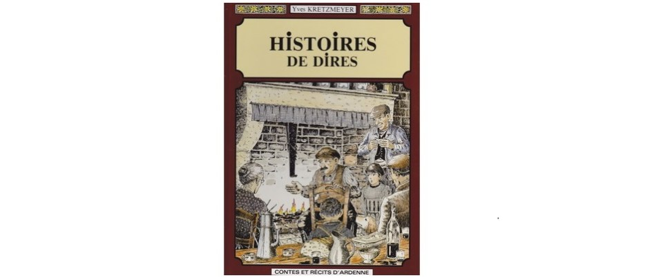 Histoires de dires - Yves Kretzmeyer