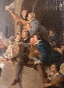 détail du tableau de Félix Philippoteaux - 2