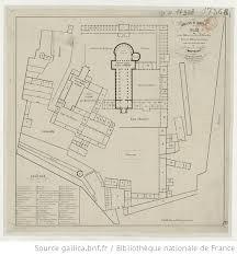 plan de l'abbaye d'Orval