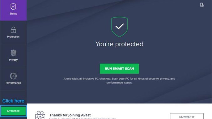 Avast Premier Activation Keys 2021