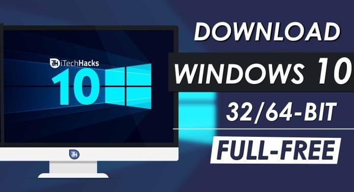 Download Windows 10 64 Bit Full Version 2021