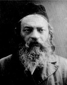 1269 Rabbi de Kotzk