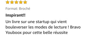 Commentaire Amazon