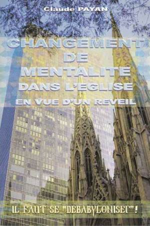 Changement de Mentalité Dans L'Eglise