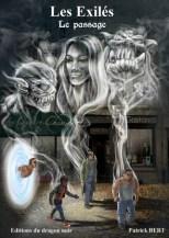 passage chapitre 1 exilé urban fantasy Patrick BERT Editions du dragon noir