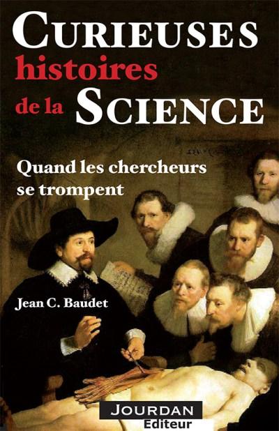 Curieuses histoires de la science -Baudet 25-01