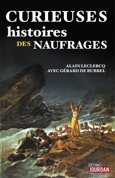 couv curieuses histoires des naufrages