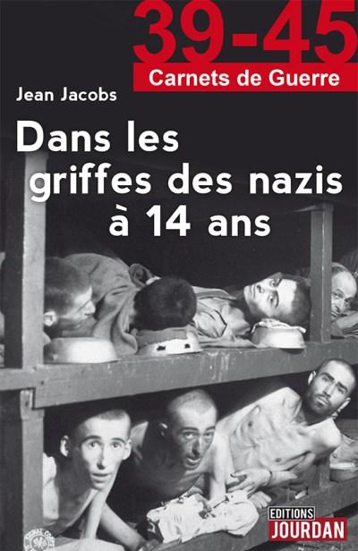 couv dans les griffes des nazis