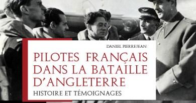 Pilotes français dans la bataille d'Angleterre