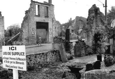 Oradour-sur-Glane, la falsification allemande