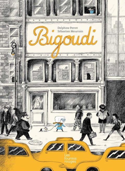 Editions Les Fourmis Rouges - Bigoudi