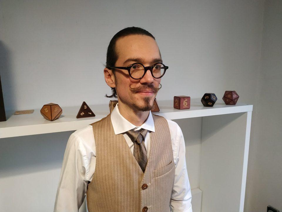 Portrait de Gadelo GAZDA