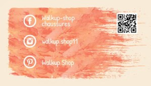 Back carte de visite walkup-shop