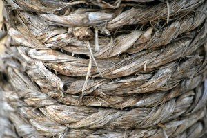 Image of jute ropes