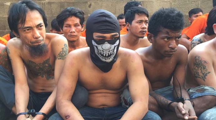 Six Assassins Planning to Kill Four Indonesian Figures