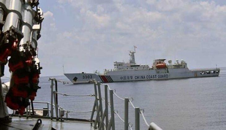 Tiga Kapal Perang RI Siaga Tempur di Pulau Natuna