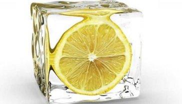 Lemon Beku Konon Bisa Obati Kanker