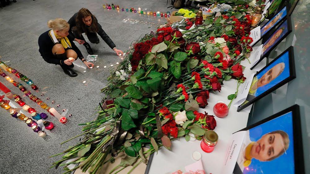 Iran Rudal Pesawat Sipil, 176 Penumpang Tewas di Udara