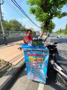 Kepedulian Para Siswa SMA 5 Surabaya Ini Sangat Inspiratif