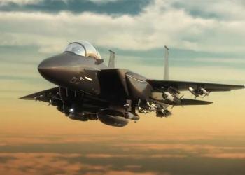 jet tempur f 15 ex pesawat serba bisa