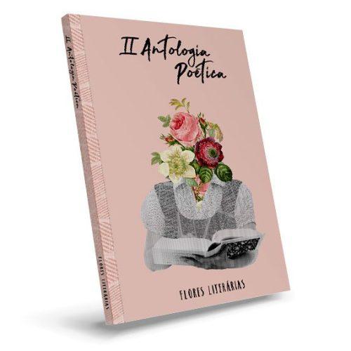 II Antologia Poética Flores Literárias