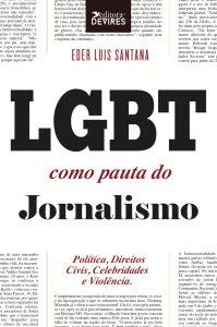 Capa de Livro: LGBT como pauta do jornalismo